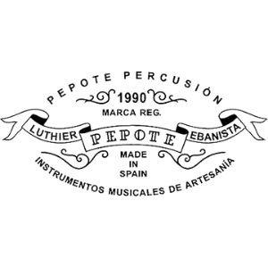 Logo Pepote Percusión