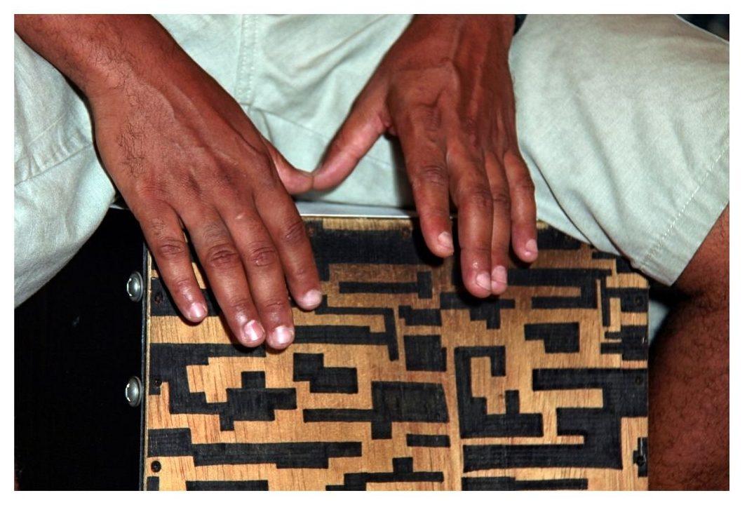 Origen del cajón flamenco